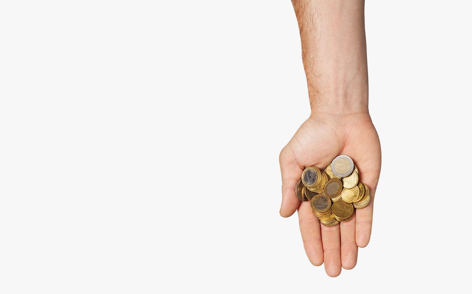 Sistemi per il controllo di Monete e Contante